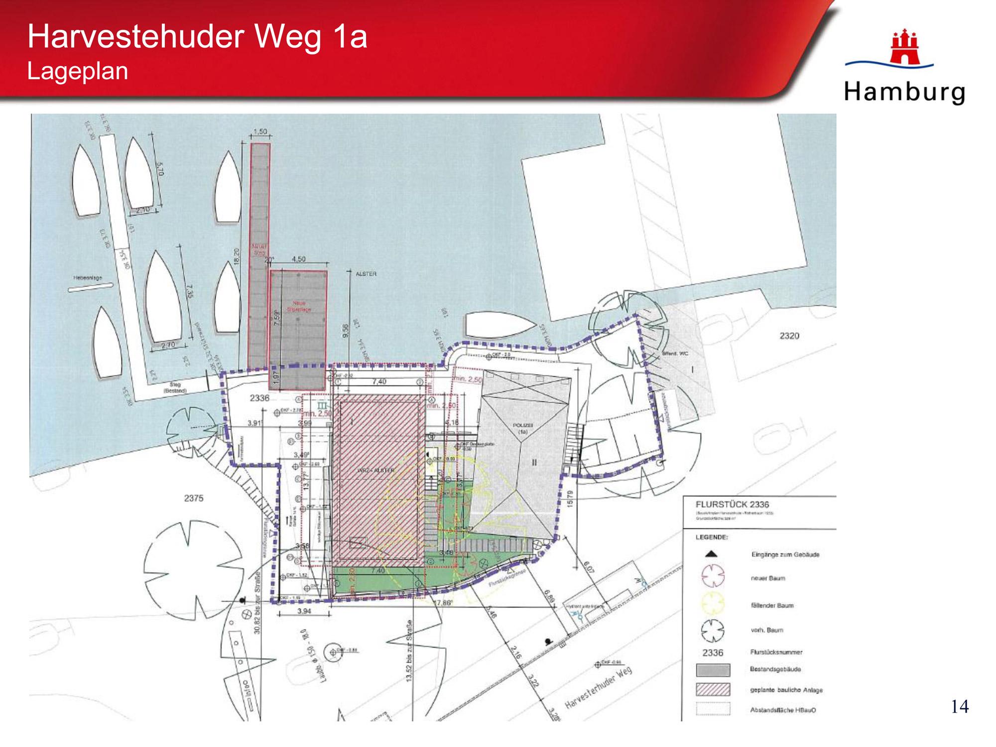Präsentaion Bezirksamt Eimsbüttel